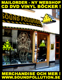 Sound Pollution Webbutik