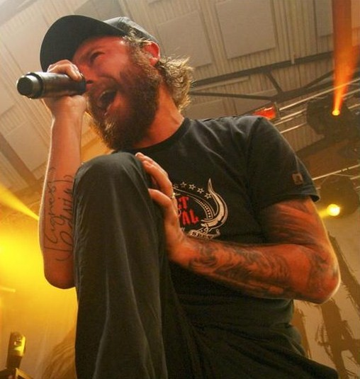 In Flames (1) Karlstad 2012