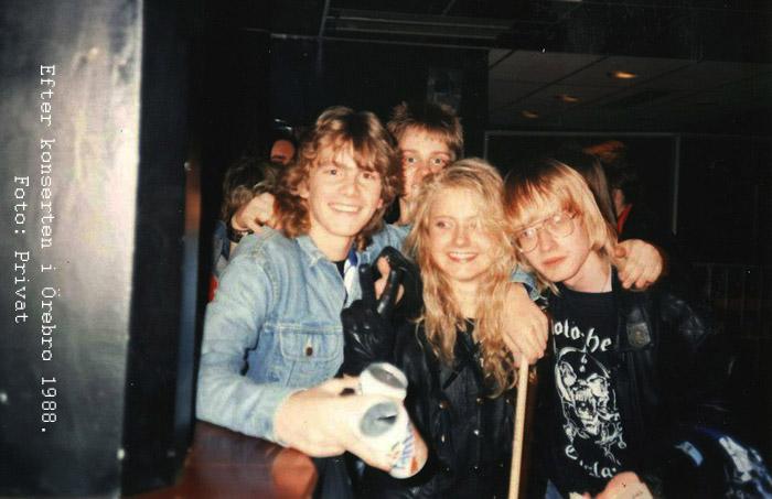 MB o Sabbe o Jonas - Örebro 1988 -700 text