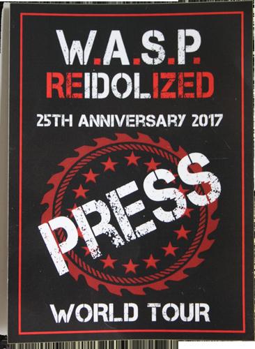 wasp press