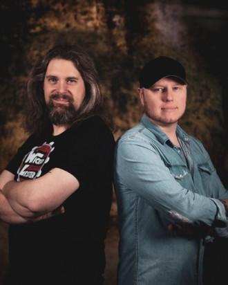 Alex och Carl
